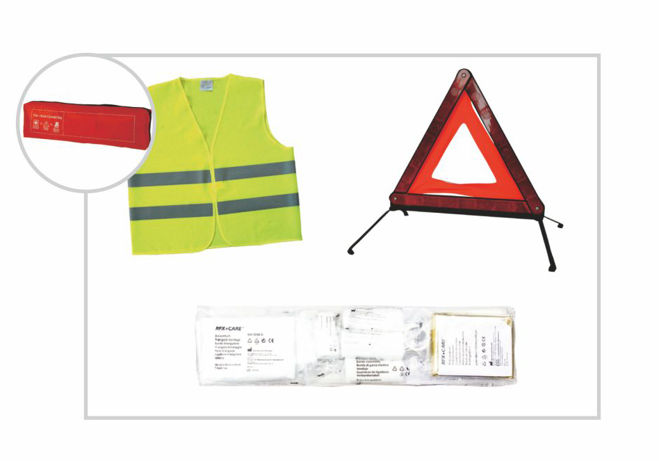 3 In First Aid Emergency Kits